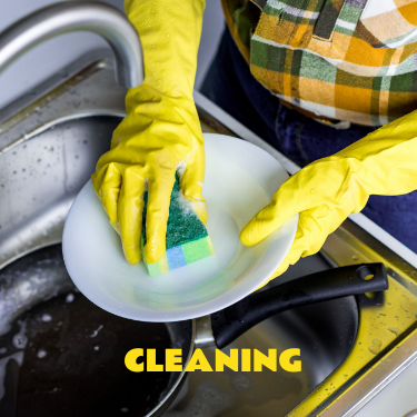Cleaning/Washing Picks