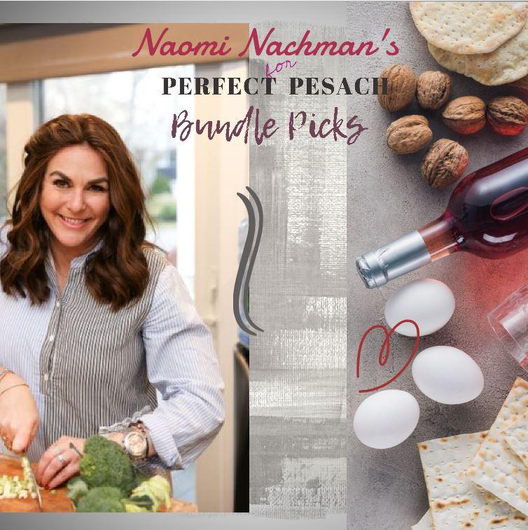 Naomi Nachman Perfect For Pesach Picks