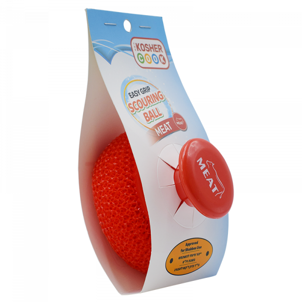 Easy Grip Scouring Ball - Red