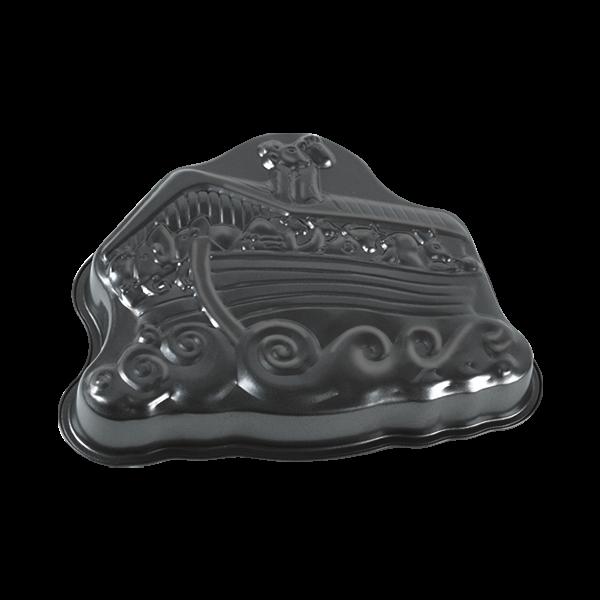 Novelty Cake Pan - Noah's Ark, Non-Stick   ..