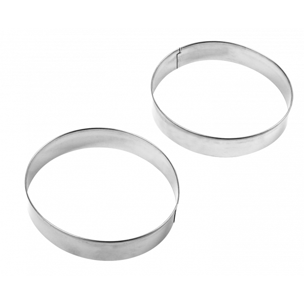 Stainless Steal Donut Cutters