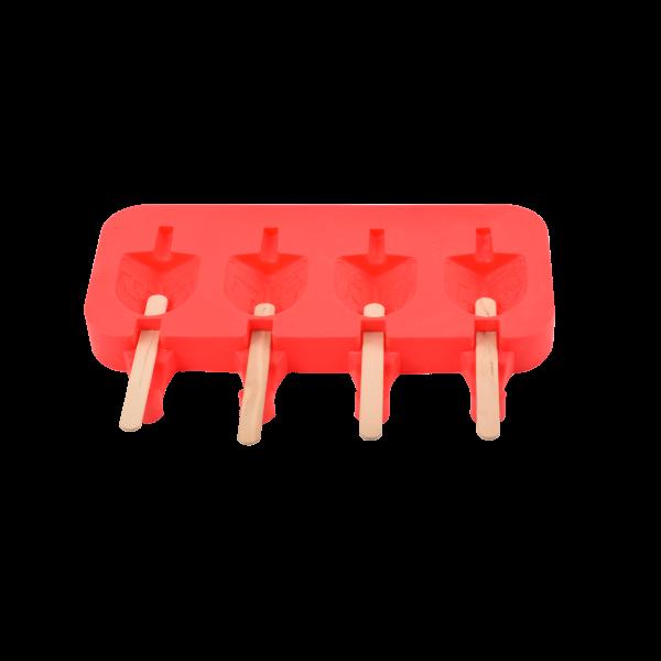 Silicone Dreidel Ice Pop Mold