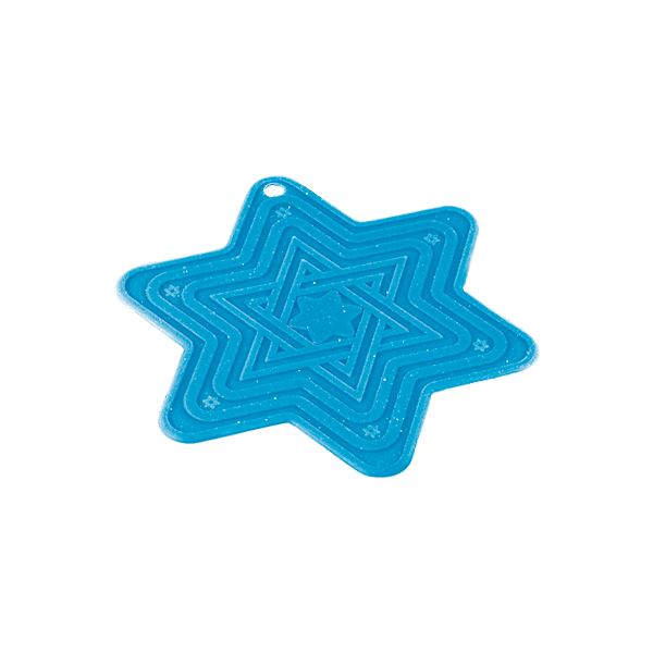 Silicone Trivet - Star of David