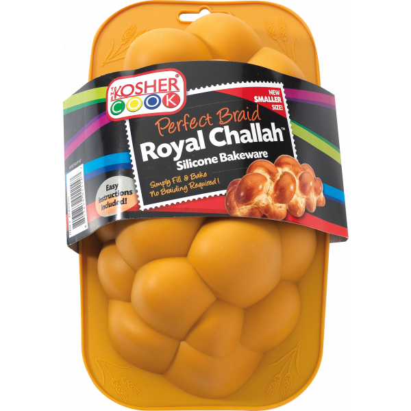 Royal Challah Silicone Pan - Large