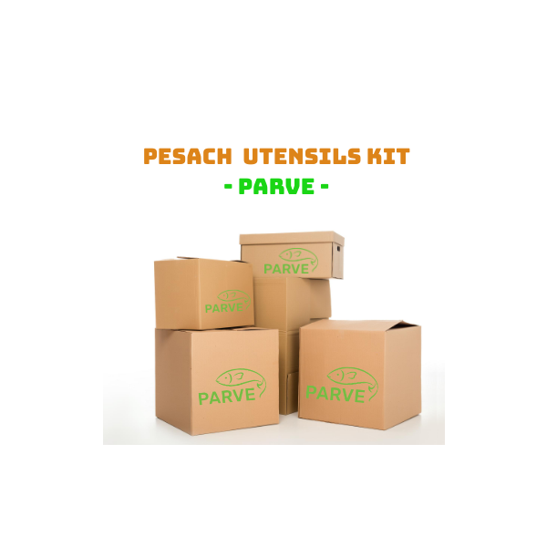 Pesach Kit - Parve