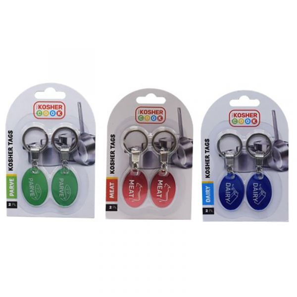 Kosher Coin Tags